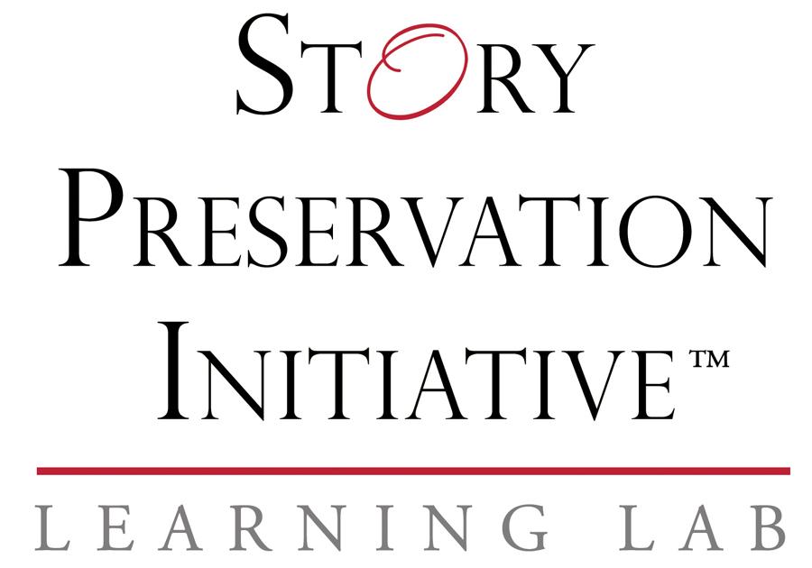 Story Preservation Initiative logo